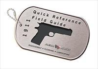 Real Avid 1911 Dogtag Style Field Guide AV1911R FREE SHIPPING