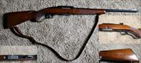 1955 Winchester Model 88 - With Leather Sling