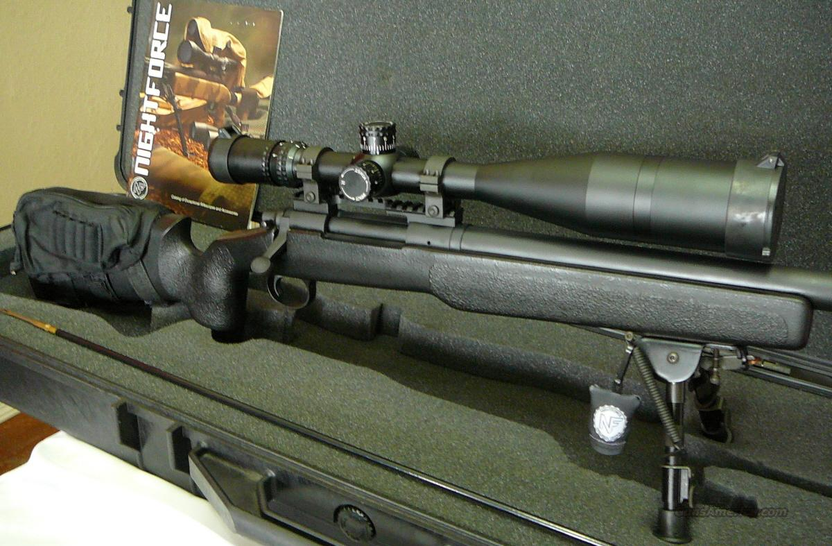 Image Gallery navy sniper rifle