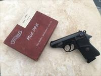 WALTHER PPK/S 7.65mm (.32 acp) - German Made
