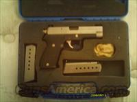Sig Sauer P220 45ACP two tone