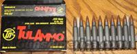 TULAMMO .223 REM 55GR FMJ 1000 ROUNDS 223