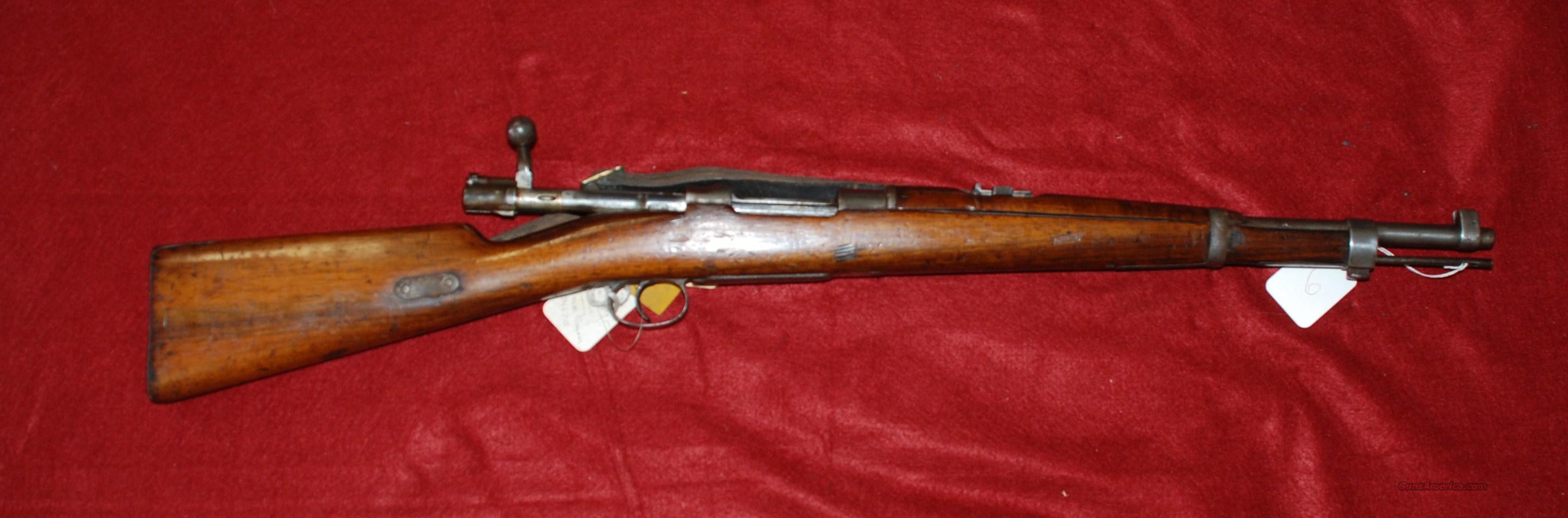 Mauser Chileno Modelo 1895 Guns > Rifles > Mauser Rifles > Spanish.  1840088.jpg