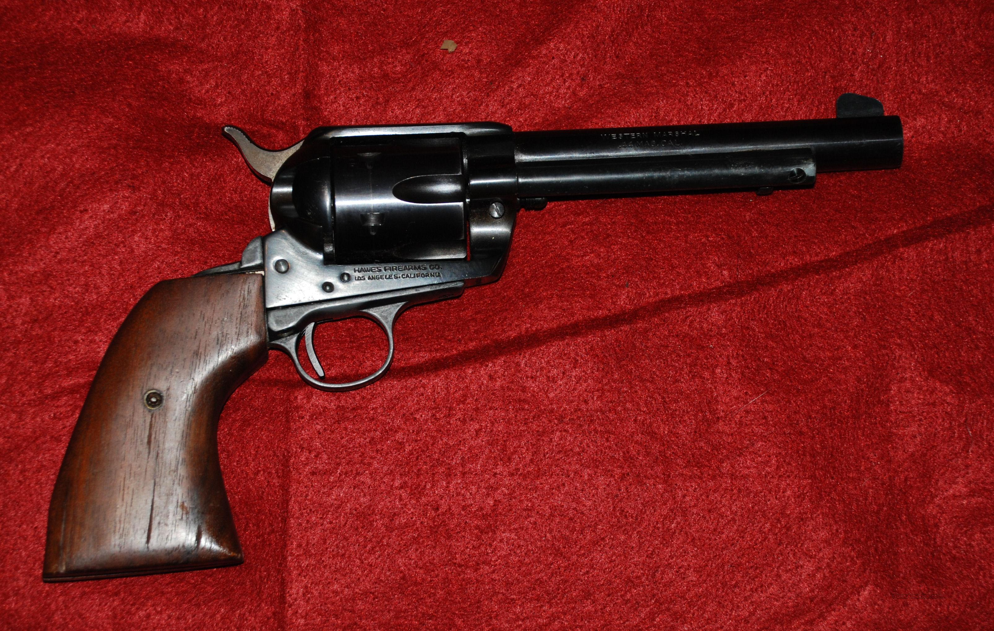 J  P  Sauer Western Marshal 44 Mag  For Sale  904808293