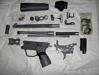 HK 53 style .223/5.66 NATO rifle/pistol parts kit.  Complete minus receiver