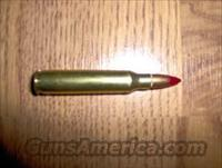 20- 223/5.56mm 54 gr red tracer rounds