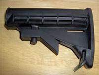 NEW- Black Composite AR15/M4/M16 Commercial Collapsible stock