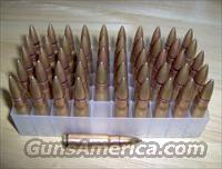 50 rounds Chinese Copper Washed 7.62x39 steel core AP ammo