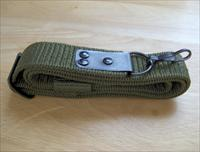 New Green Nylon  Romanian AK/SKS rifle sling