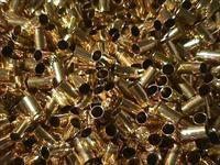 500+ Once Fired 9mm brass casings