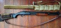 Mossberg 500 New unfired with accessories +51 rounds 00 buckshot