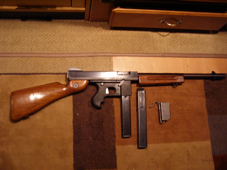 Commando Mark III Tommy Gun Replica