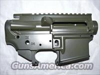 PSA AR15 MATCHED UPPER/LOWER CERAKOTE in OD Green FREE SHIPPING