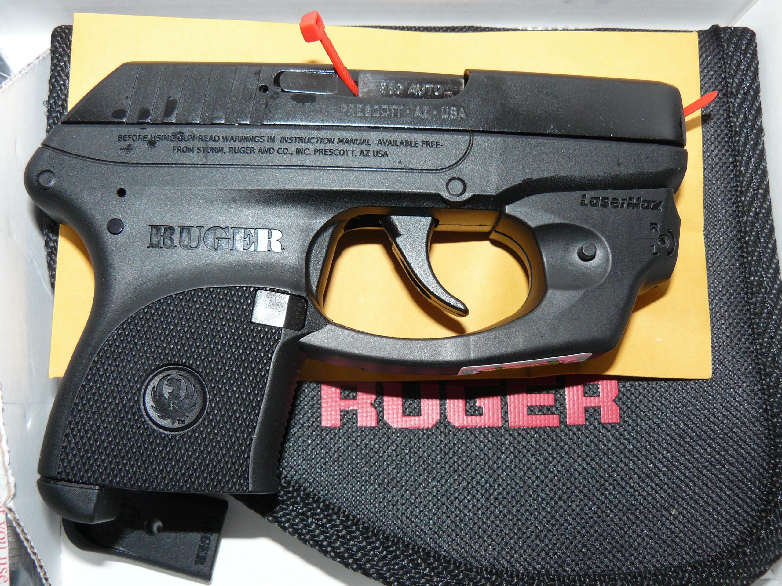 3561283.jpg. /UserImages/118031/949933148 3561283.jpg. Description: Ruger LCP 380 with LaserMax Laser.