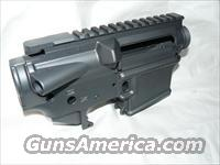 "PSA AR15 MATCHED UPPER/LOWER CERAKOTE ""SNIPER GREY"" FREE SHIPPING"