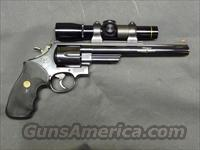 SMITH & WESSON BILL WILSON MAGNUM HUNTER