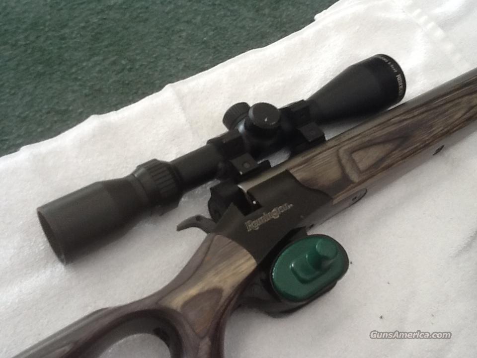 Remington Genesis 50 Cal In Line Muzzleloader Amp Scope