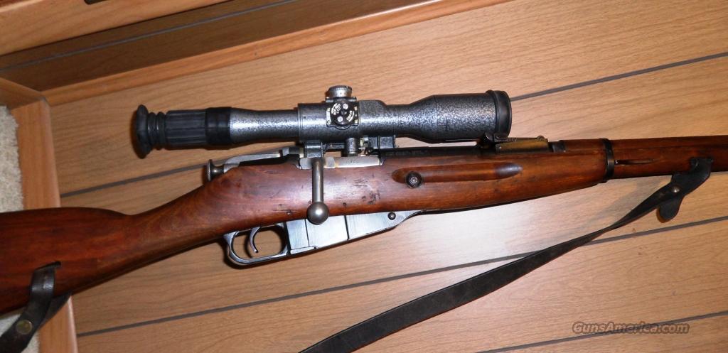 My apparently fake Mosin sniper    - AR15 COM