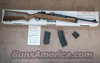 Ruger Mini-14 .223 Ranch Rifle