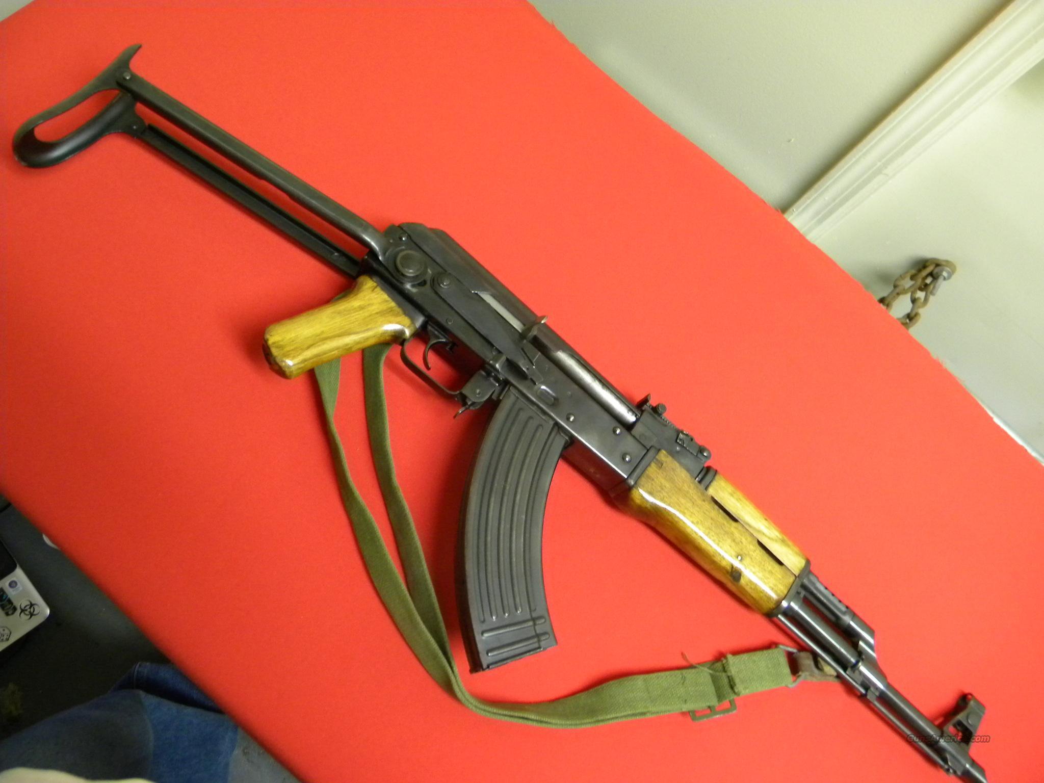 1986 AK-47 pre-ban, folding stock