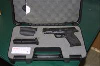 Used Smith & Wesson  M&P40LE. 40 S&W Semi Auto Pistol 15rd Capacity. Night Sights. Law Enforcement Trade. GoodCondition