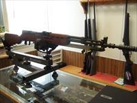 CI ZASTAVA M59/66A1 SKS RIFLE 7.62X39 W/ CRACKED STOCK. GOOD CONDITION!