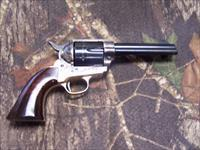 Pre-Owned American Arms Uberti Buckhorn -- .44 Magnum Single Action Army Revolver