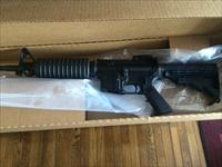 "CMMG M4A3 9MM 16"" BIRD CAGE BLK 32RD  NEW IN BOX"