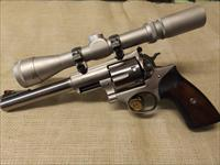 Ruger Super RedHawk 44mag Revolver w/ Scope
