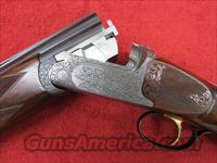 "Perazzi SCO 12ga. Galeazzi engraved, 29.5"" barrels , sporting clays, live bird"
