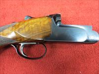 Perazzi MX8 receiver, iron, selective internal trigger and SC2 wood