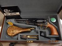 Colt Dragoon Set, Black Powder Series (2nd Gen), Wood Case/Extras!!