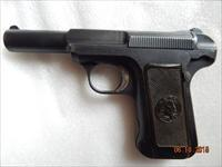 Savage 1907, .32 ACP, great condition.