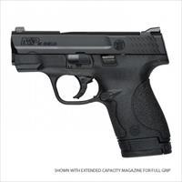 S&W M&P Shield 40 S&W No Thumb Safety