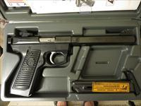 Ruger MK II 22/45 Competition .22LR  Trade for SR22 in California Only!