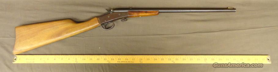 J Stevens Little Scout 14½ 22lr Single Shot For Sale