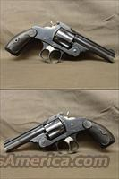 Smith & Wesson Double Action .38 S&W Revolver