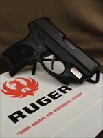 Ruger LC9 9mm Pistol With Crimson Trace Laser
