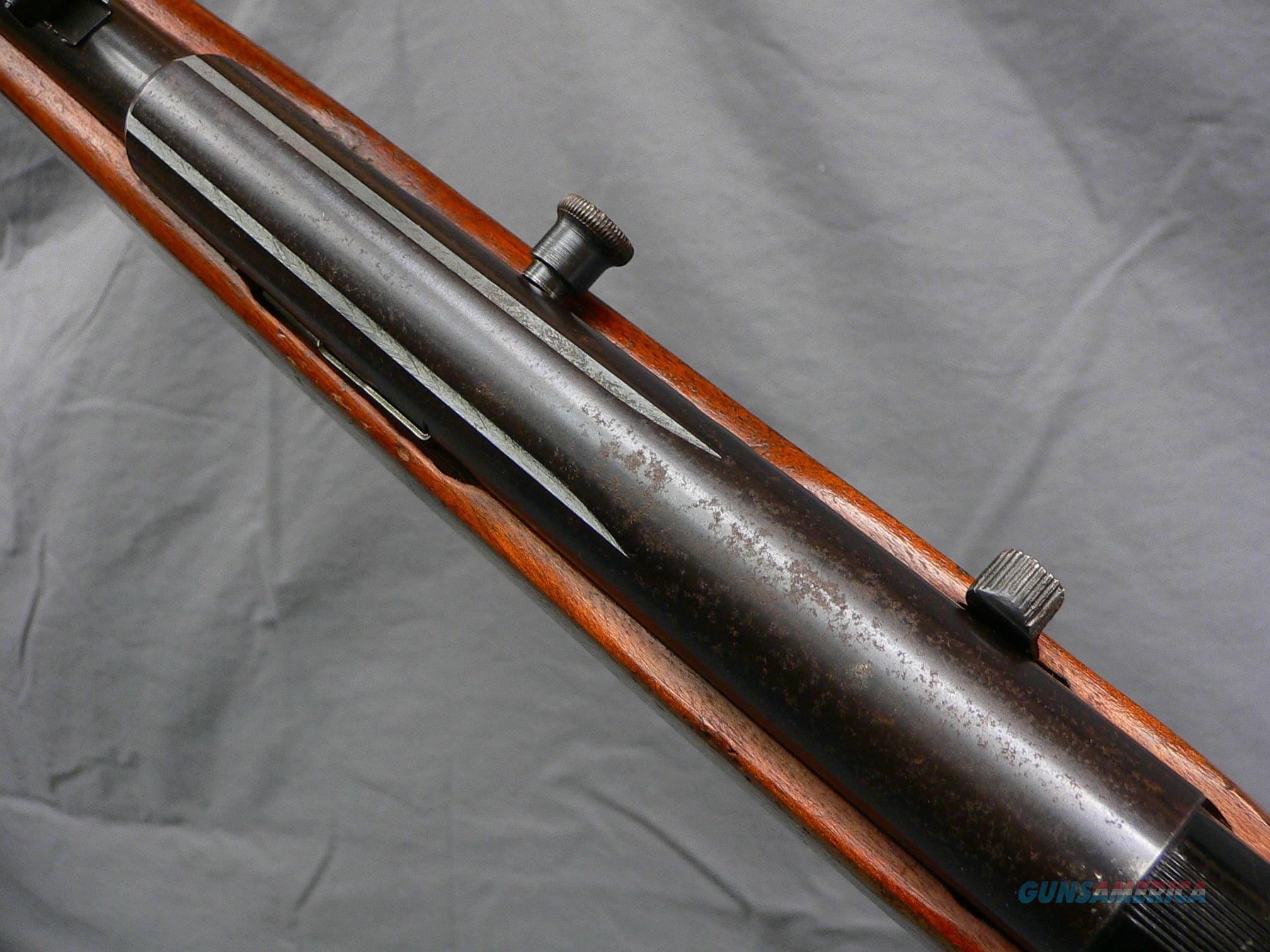 Mossberg 352KB  22S/L/LR - Folding forend model