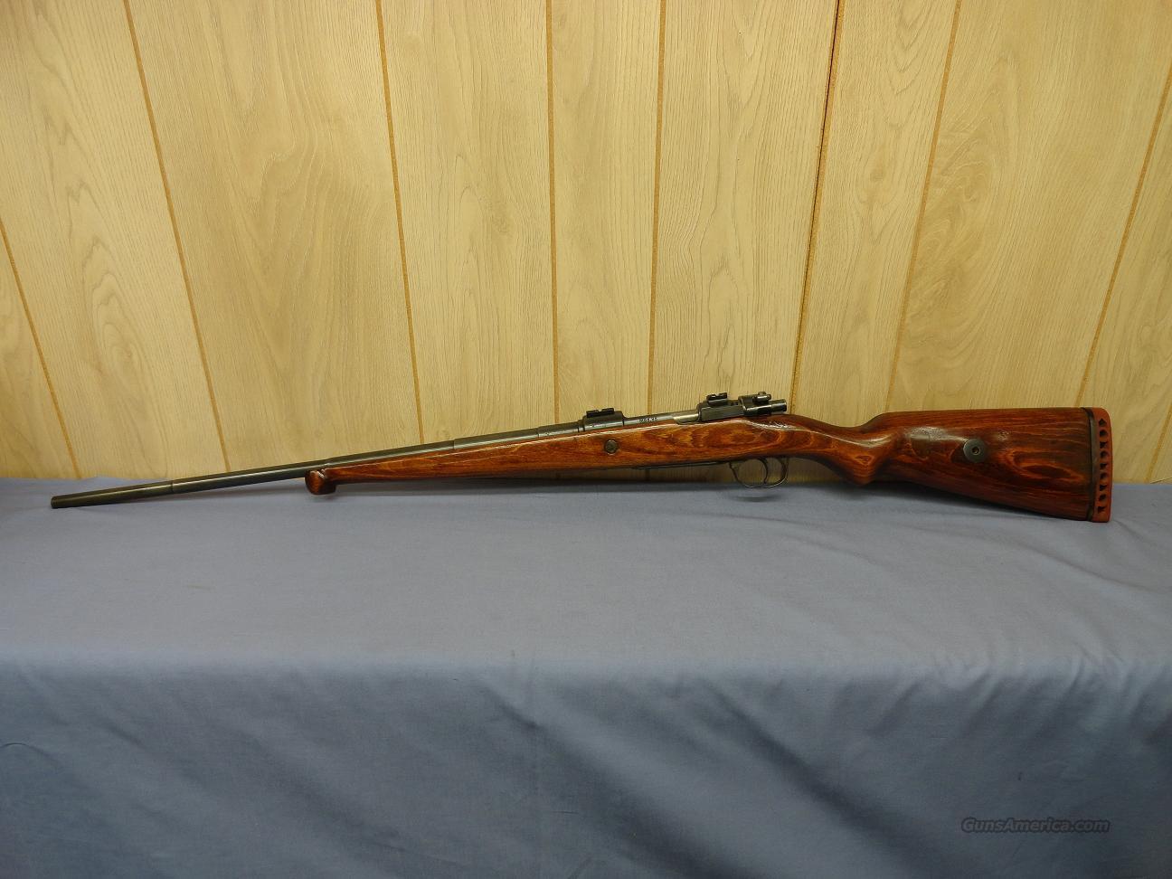 Mauser K98 Berlin Lubecker 1938 Code 237 8mm Guns Rifles