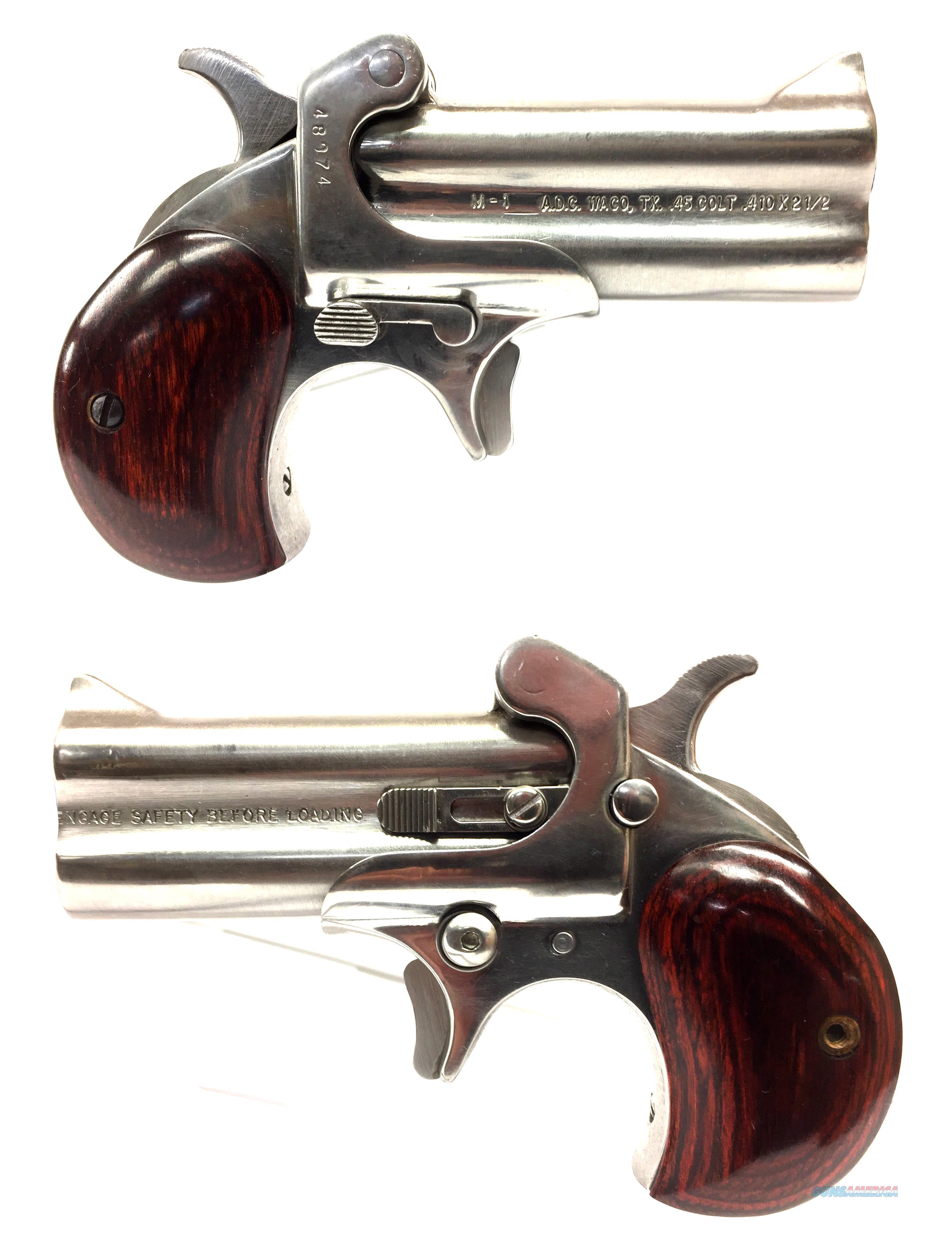 10mm Derringer