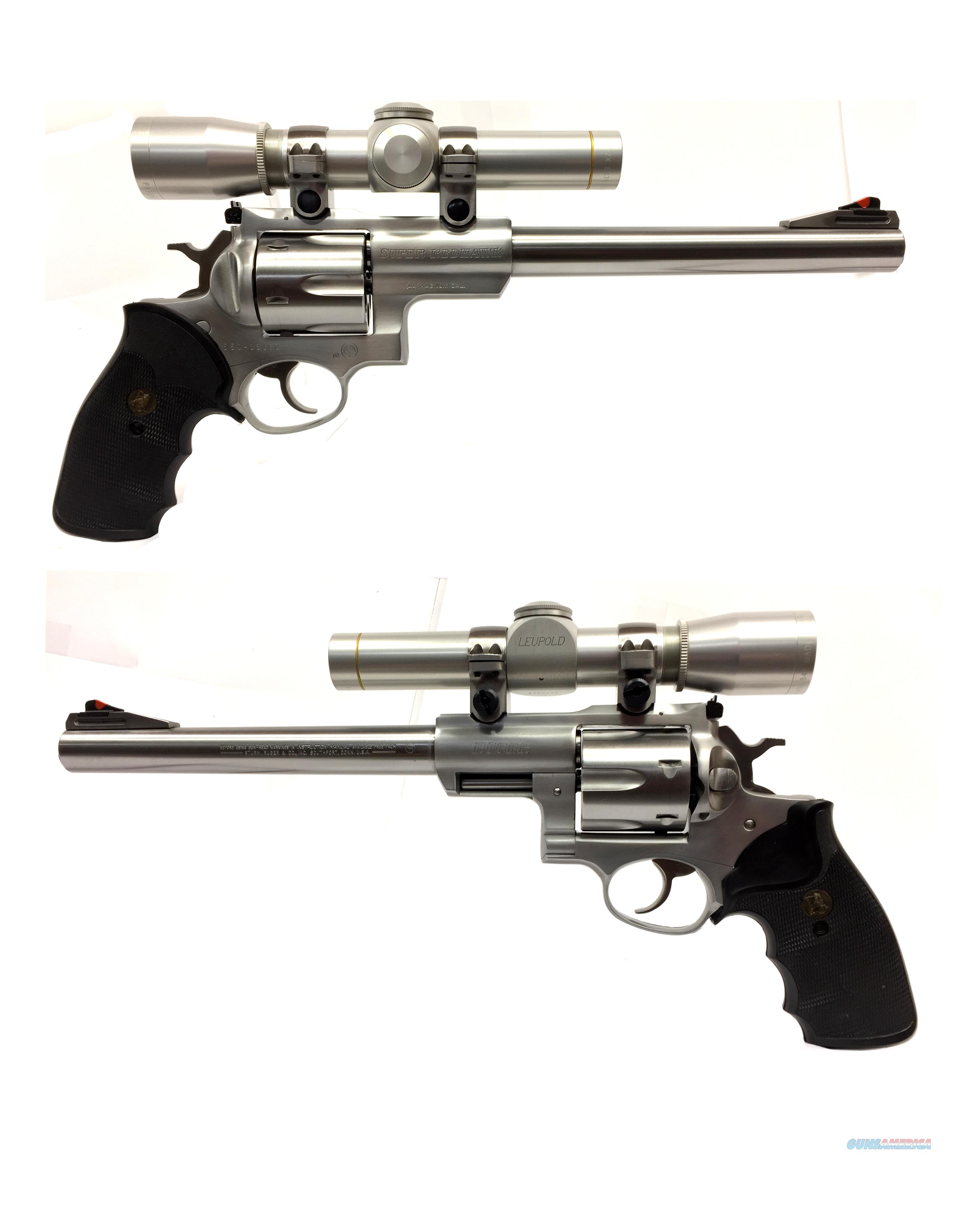ruger super redhawk 44 magnum revolver for sale