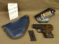 Smith & Wesson Model 61-2 Escort .22lr - All original S&W accessories included!