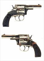 Hopkins & Allen XL Bulldog .38 Cal Revolver