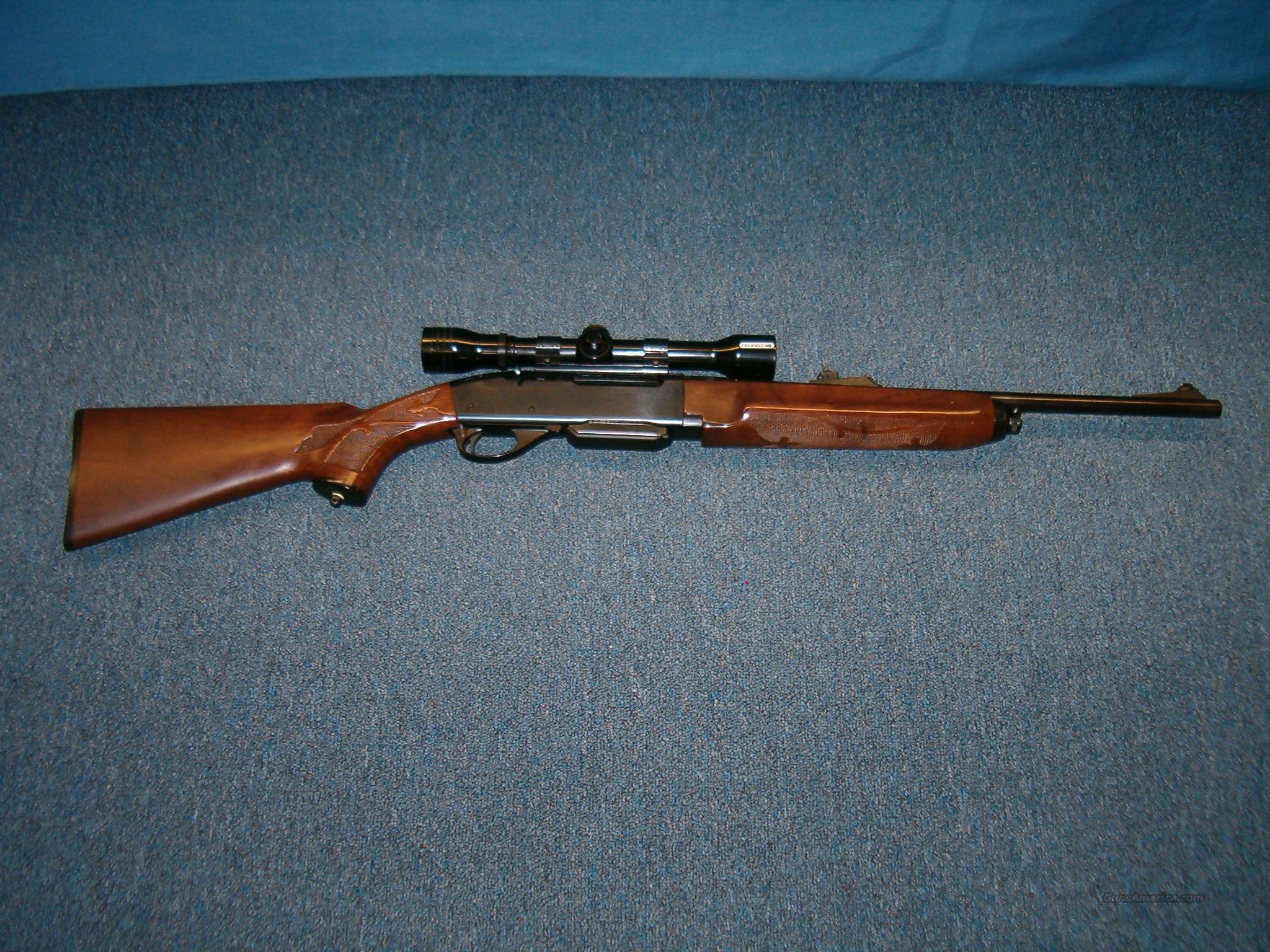 Remington Model 7400 30