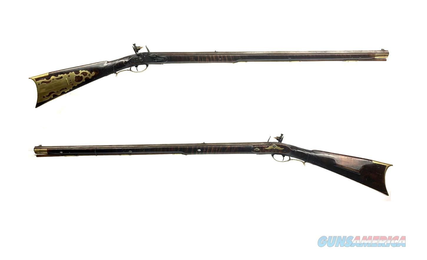 I&H Meacham Warranted  40 Caliber Kentucky Musket