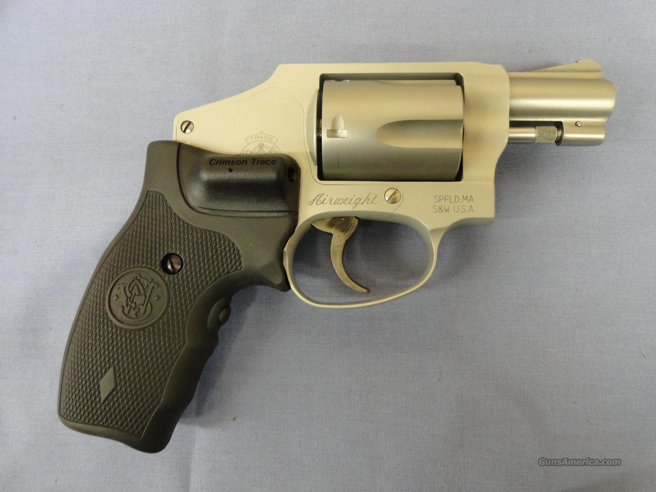 Smith Amp Wesson Model 642 2 Crimson Trace Centen For Sale