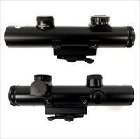 Colt 4x21 Carry Handle Scope W/ Illuminated Reticle
