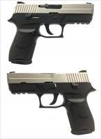 Sig Sauer P250C Two-Tone 9mm