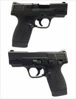 Smith & Wesson M&P .45 Shield W/ Thumb Safety